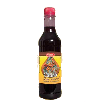 SIROP NATURAL CATINA 480ml (pasteurizat) ADVENTURE IMPORT-EXPORT