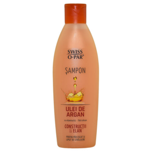 SAMPON CU ULEI DE ARGAN 250ml BUSINESS PARTNER