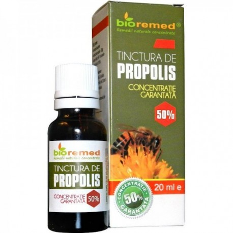 TINCTURA PROPOLIS 50% 50ml BIOREMED