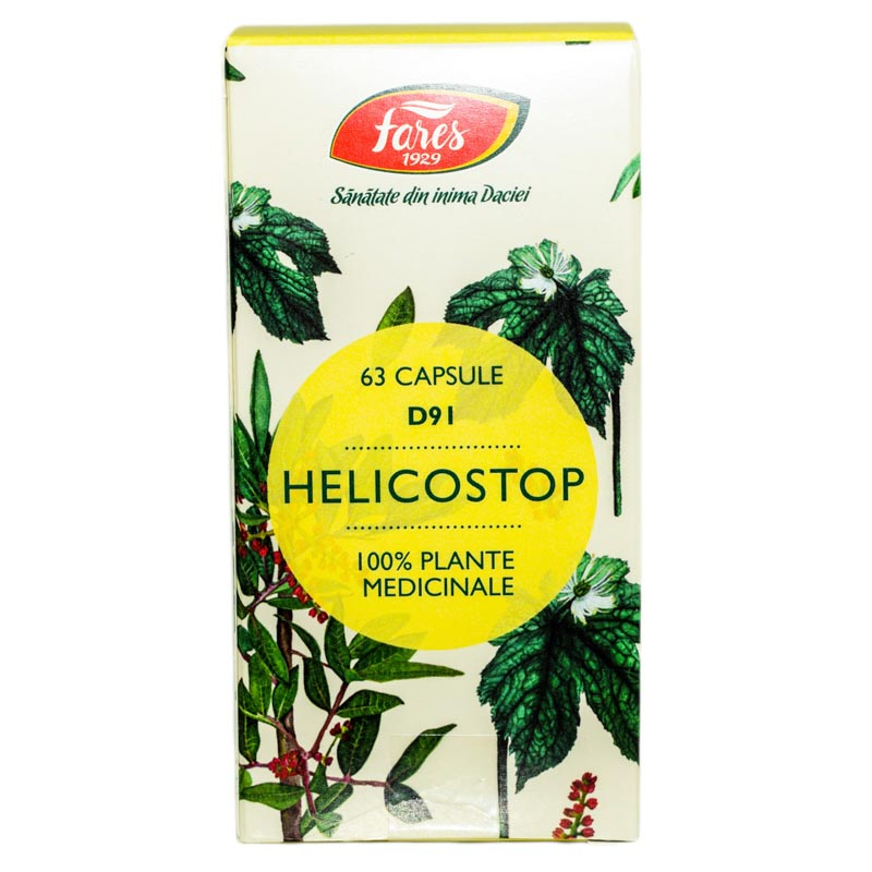HELICOSTOP 63cps FARES