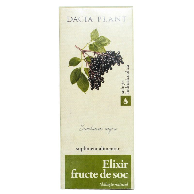 ELIXIR FR.SOC SLABIT 200ml  DACIA PLANT
