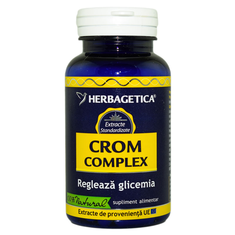 CROM COMPLEX 60cps HERBAGETICA
