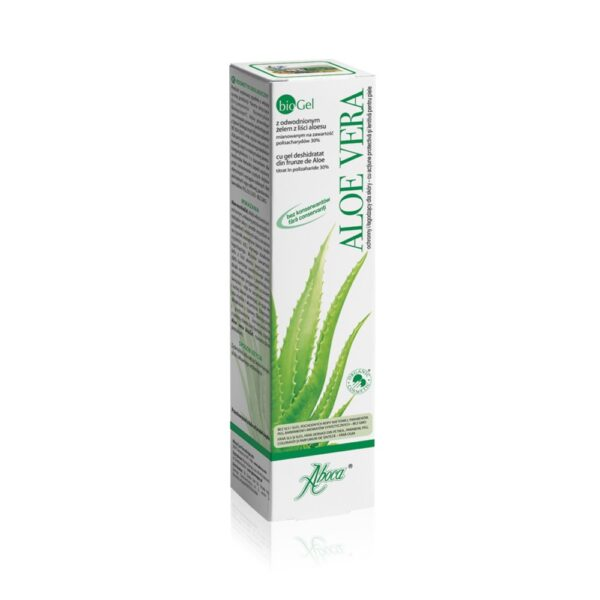 ABOCA ALOE BIOGEL 100ml GREEN NET