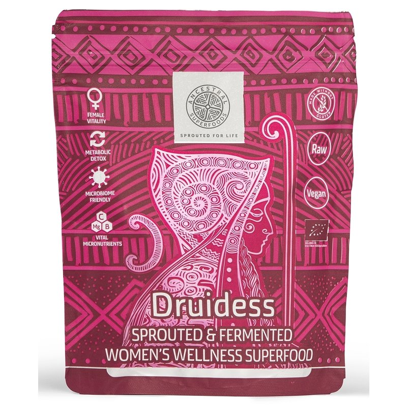 DRUIDESS Women`s Wellness Superfood mix bio 200g
