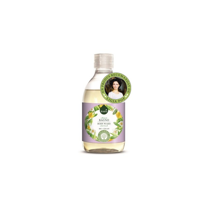 Biolu gel de dus ecologic 300ml