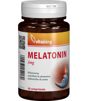 MELATONINA 5mg 60cpr VITAKING