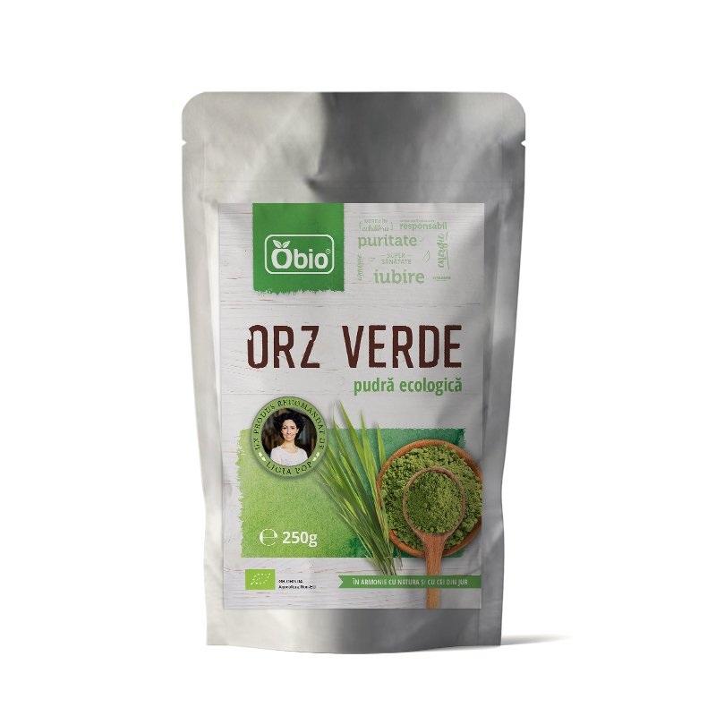 Orz verde pulbere eco 250g