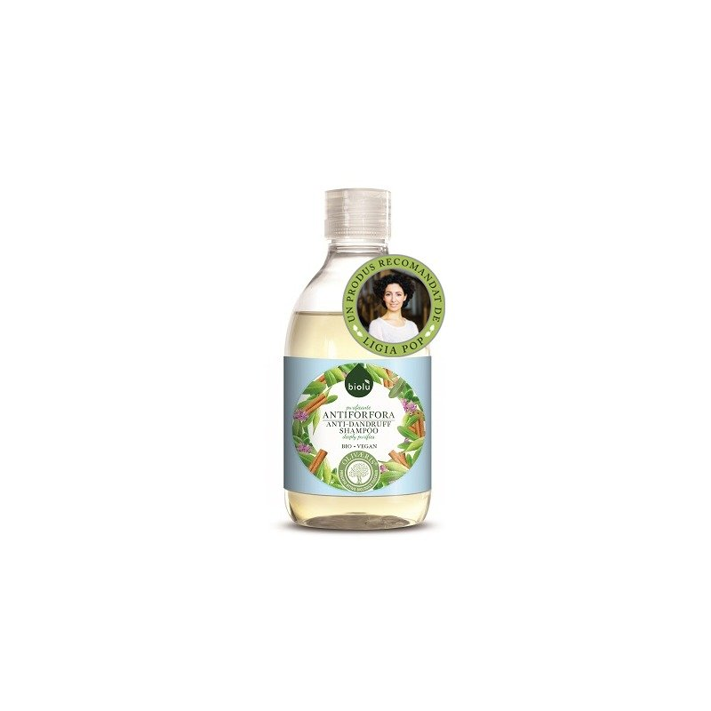 Biolu Sampon ecologic antimatreata 300ml