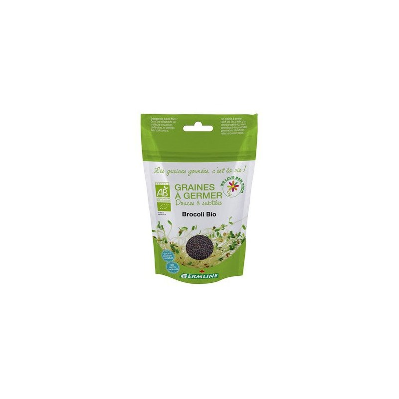 Seminte de broccoli pt. germinat eco 150g