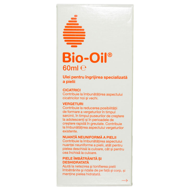 BIO-OIL 60ml MAGNAPHARM MARKETING