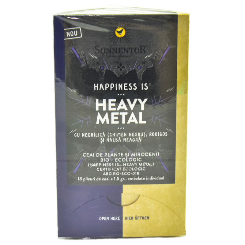CEAI HAPPINESS IS...HEAVY METAL ECO 18dz SONNENTOR