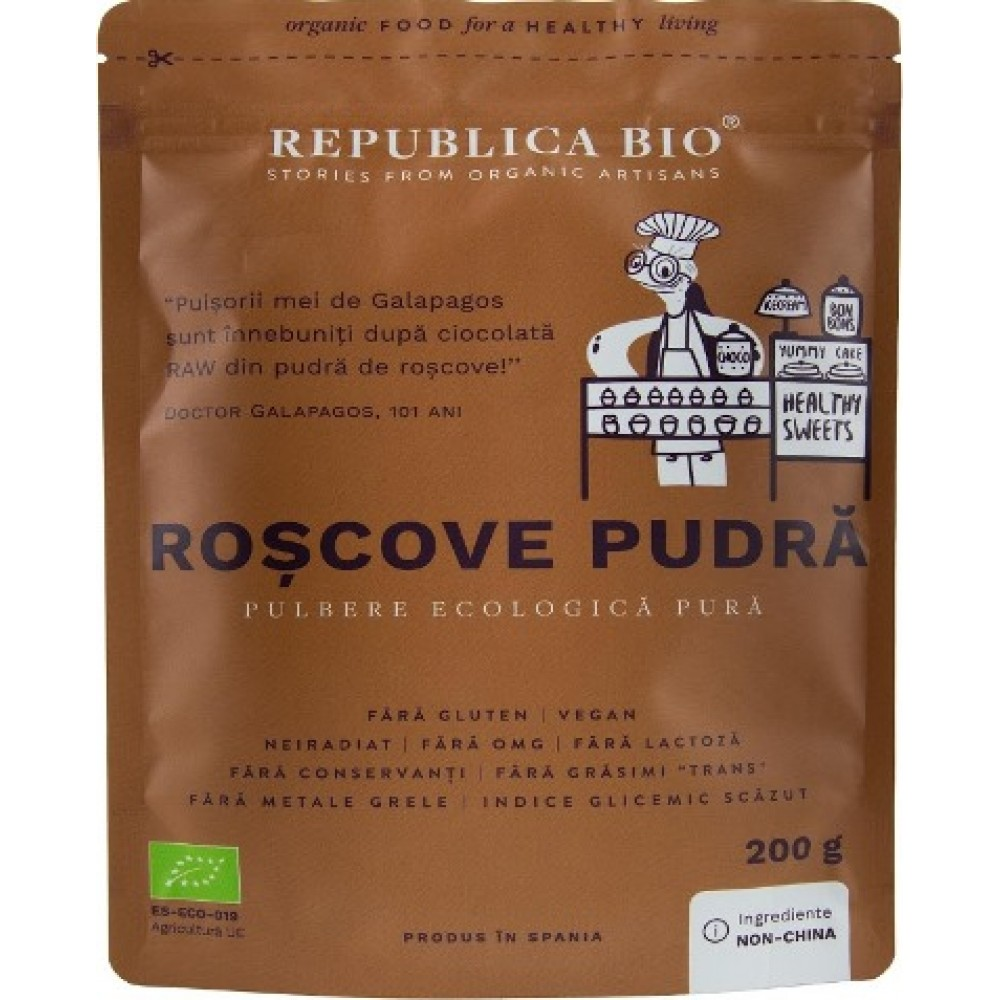 Roscove pudra 200g